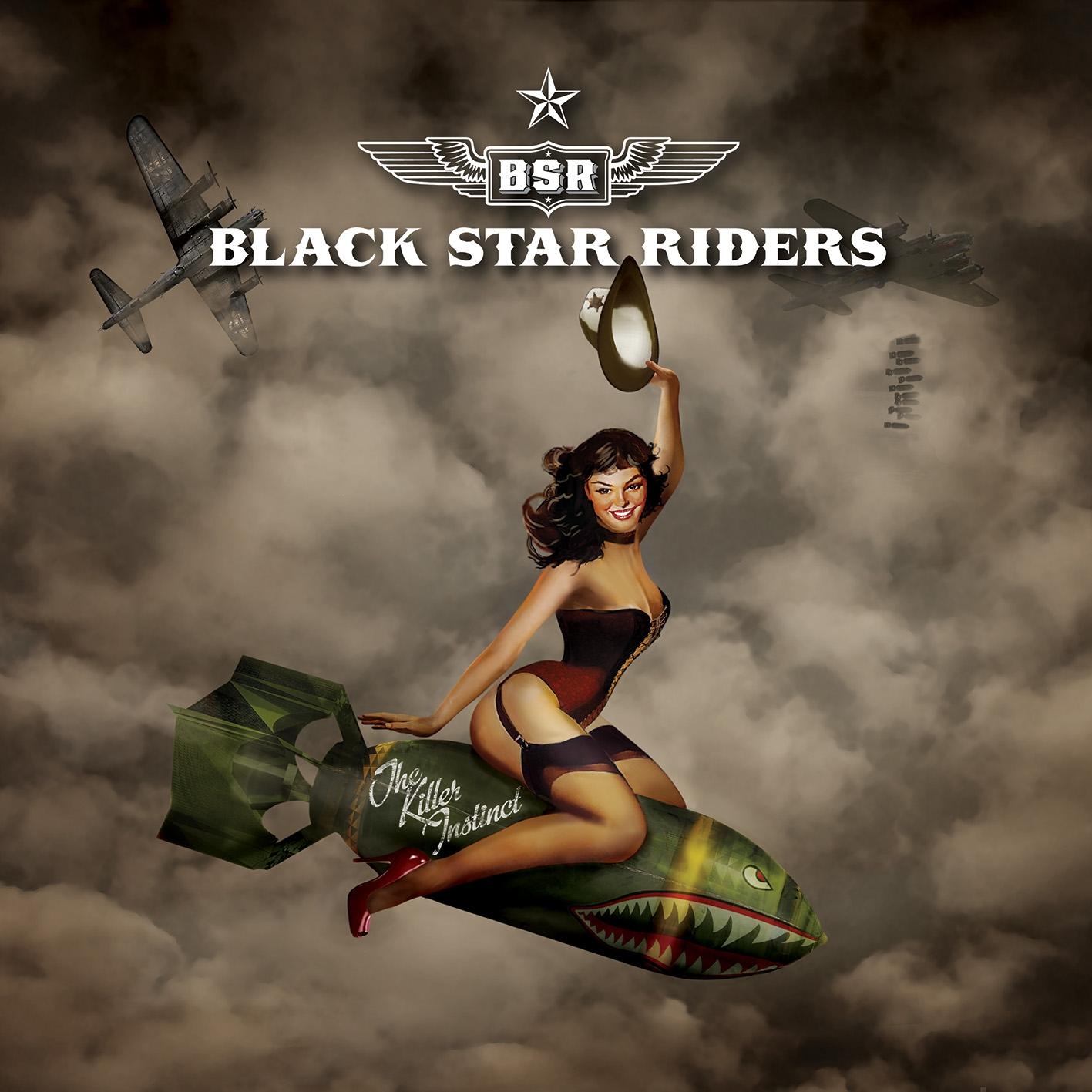 "Black Star Riders - ""The Killer Instinct"" Cover"