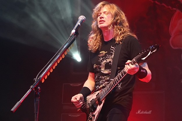 13 settembre 1961 - nasce Dave Mustaine