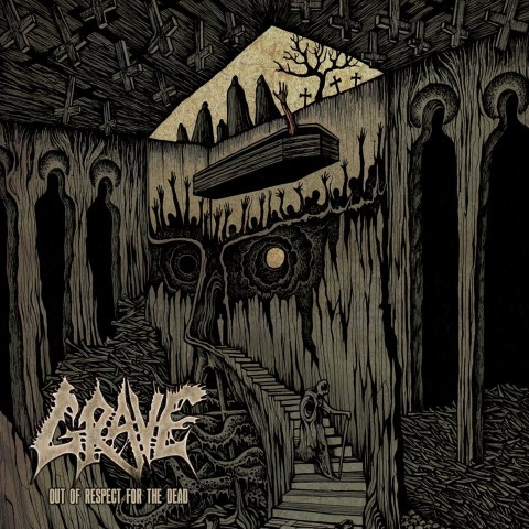 "Grave - ""Out Of Respect For The Dead"" Cover"