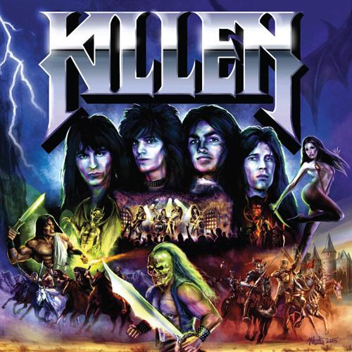 "Killen - ""Killen"" Cover"