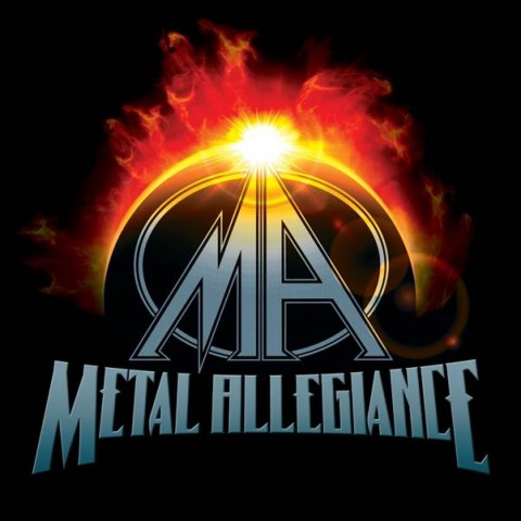 "Metal Allegiance - ""Metal Allegiance"" Cover"