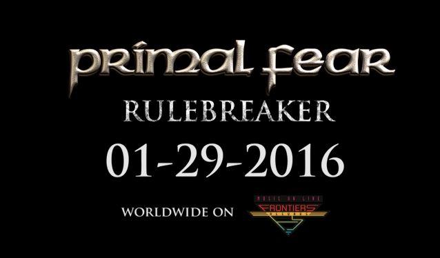 "Primal Fear - ""Rulebreaker"" Promo"