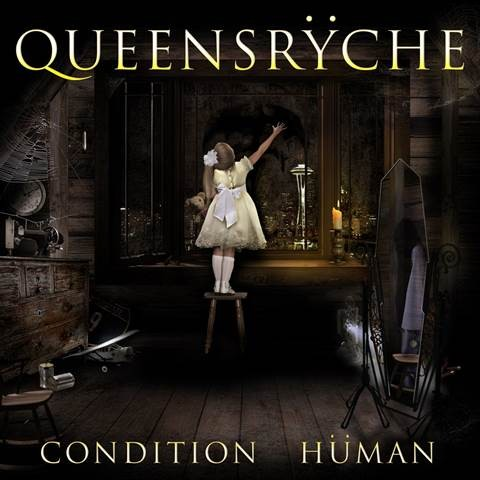 "Queensryche - ""Condition Human"" Cover"
