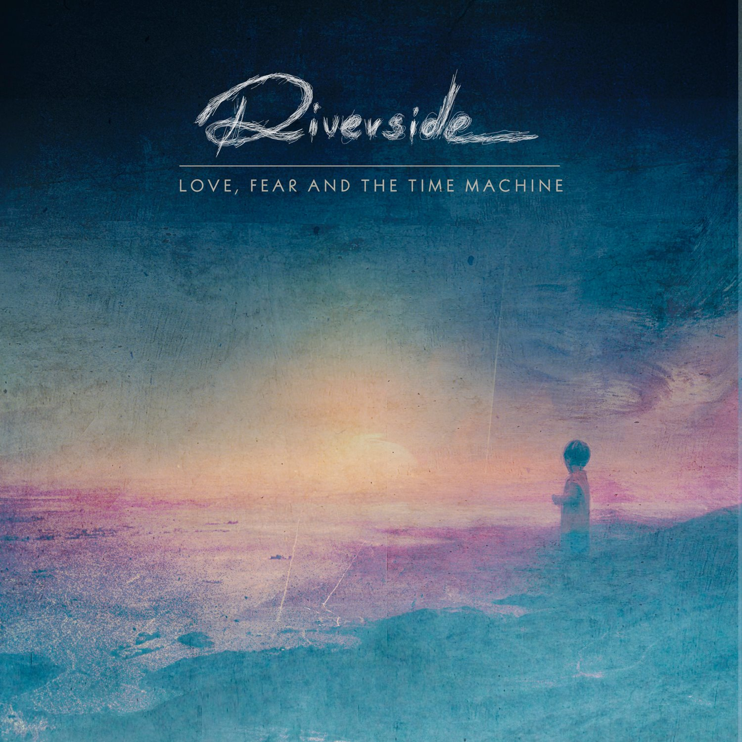 "Riverside - ""Love Fear And The Time Machine"" Cover"