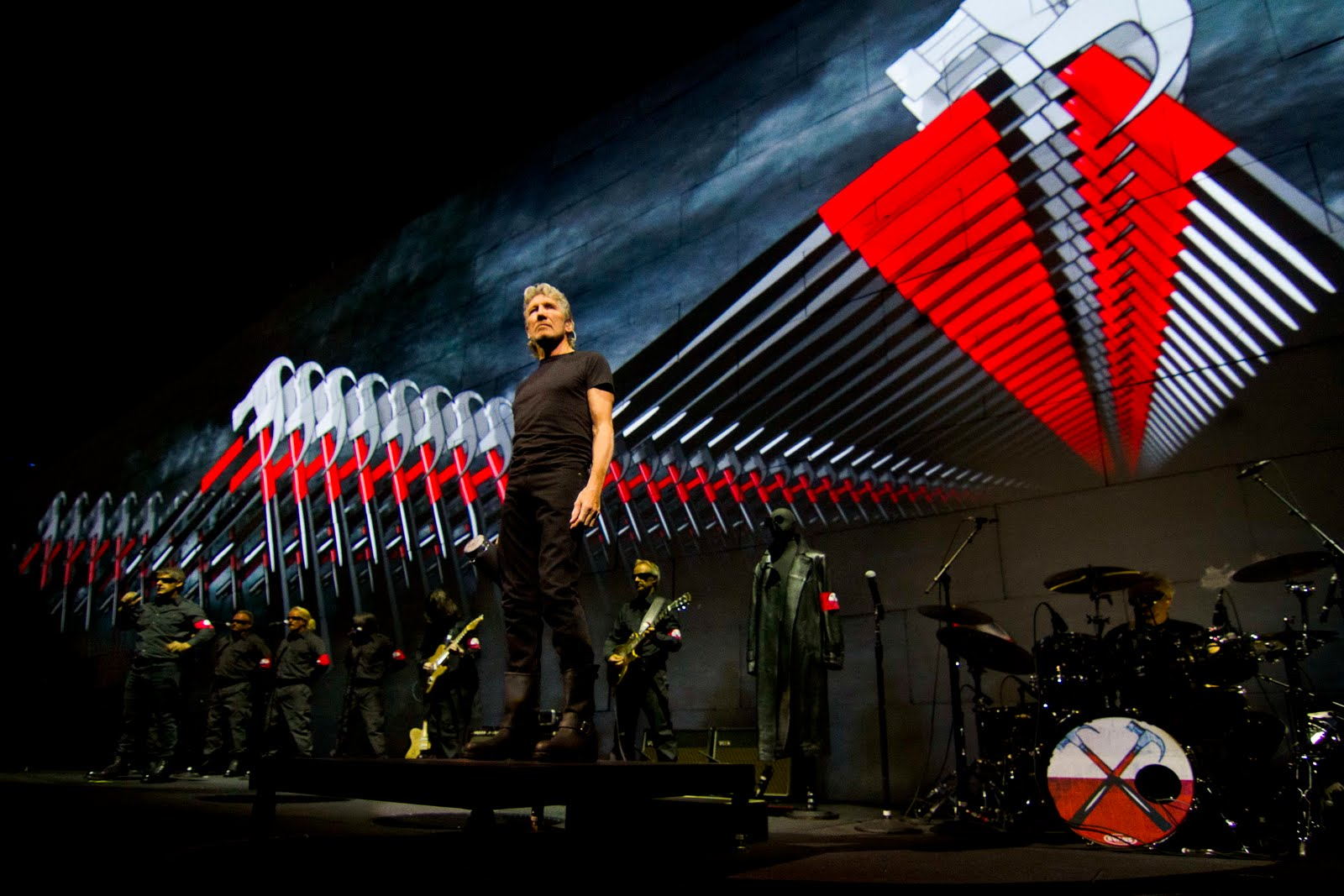 Roger Waters The Wall Live