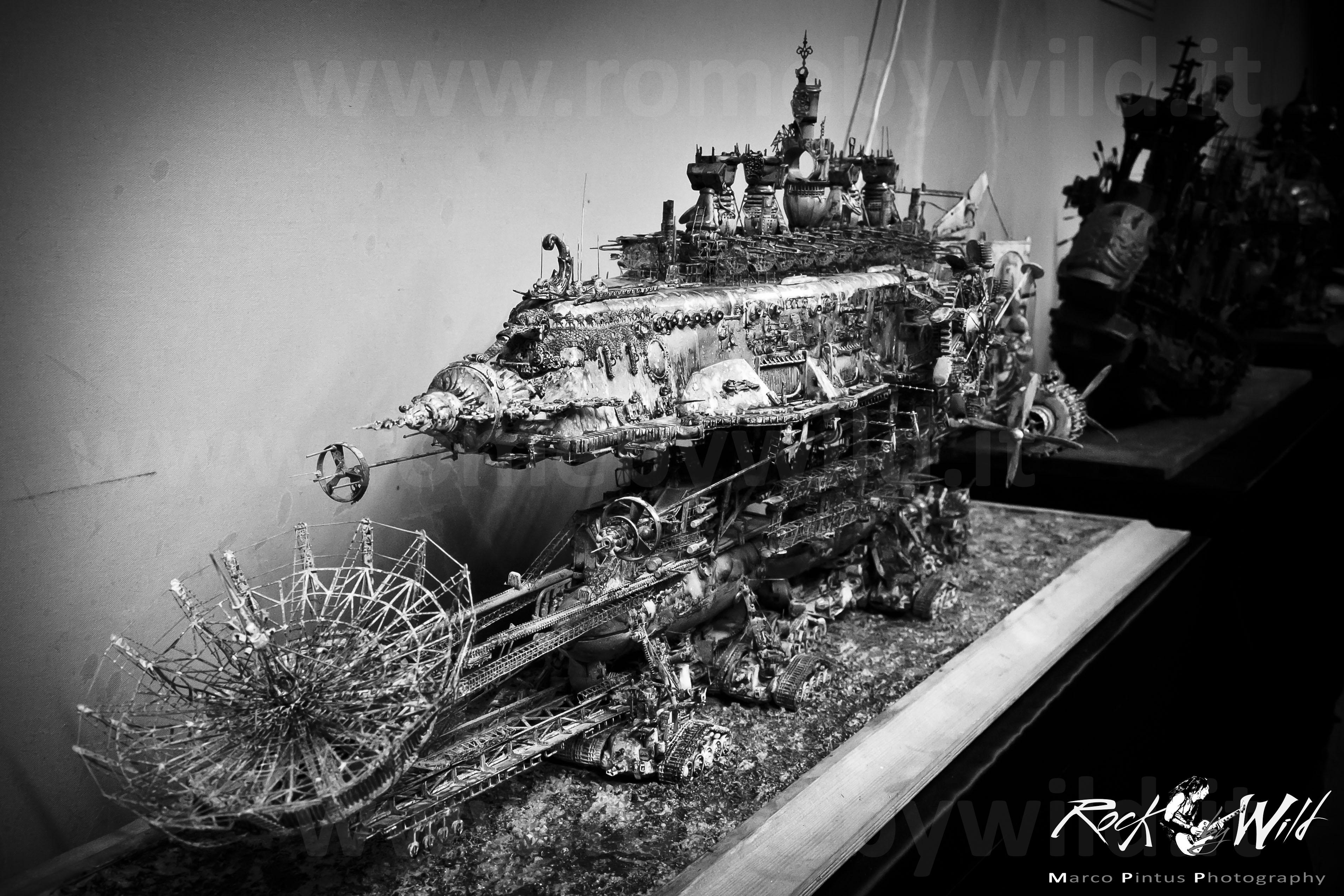 Steamfest II: vapore e ingranaggi approdano nella Capitale @ Eutropia – 12 09 2015