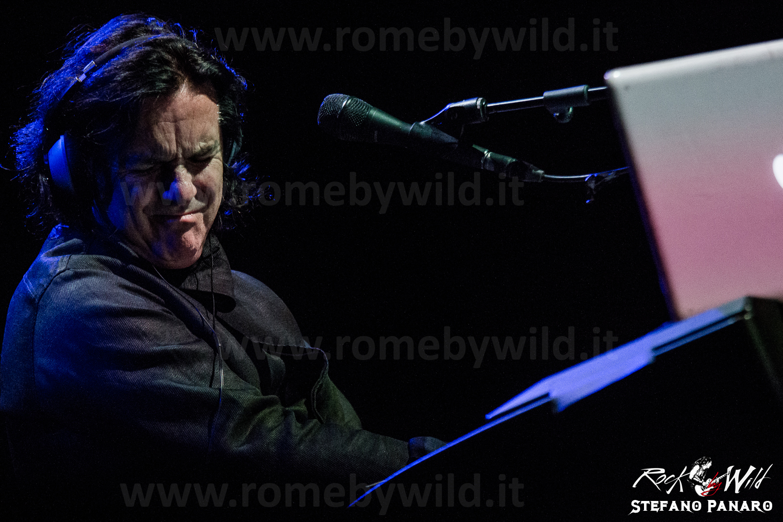 Steve Hogarth @ Auditorium – 12 09 2015