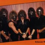 """20 ottobre 1986 - esce """"Crimson Glory"""" dei Crimson Glory"""