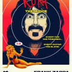 Frank Zappa - The Roxy Movie Cover