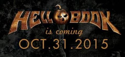 """Helloween - """"Hellbook"""" Promo"""