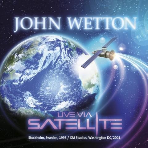 "John Wetton - ""Live Via Satellite"" Cover"