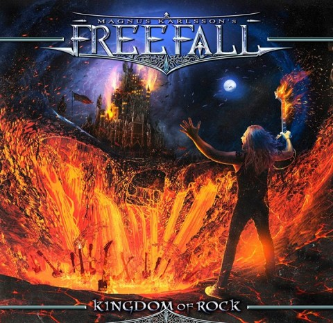 "Magnus Karlsson's Free Fall - ""Kingdom Of Rock"" Cover"