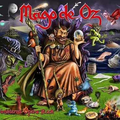 "Mago De Oz - ""Finisterra Opera Rock"" Cover"