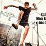 Mitch Lucker | 20 Ottobre 1984 - 1 Novembre 2012