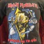 "1 ottobre 1990 - esce ""Prayer for the Dying"" degli Iron Maiden"
