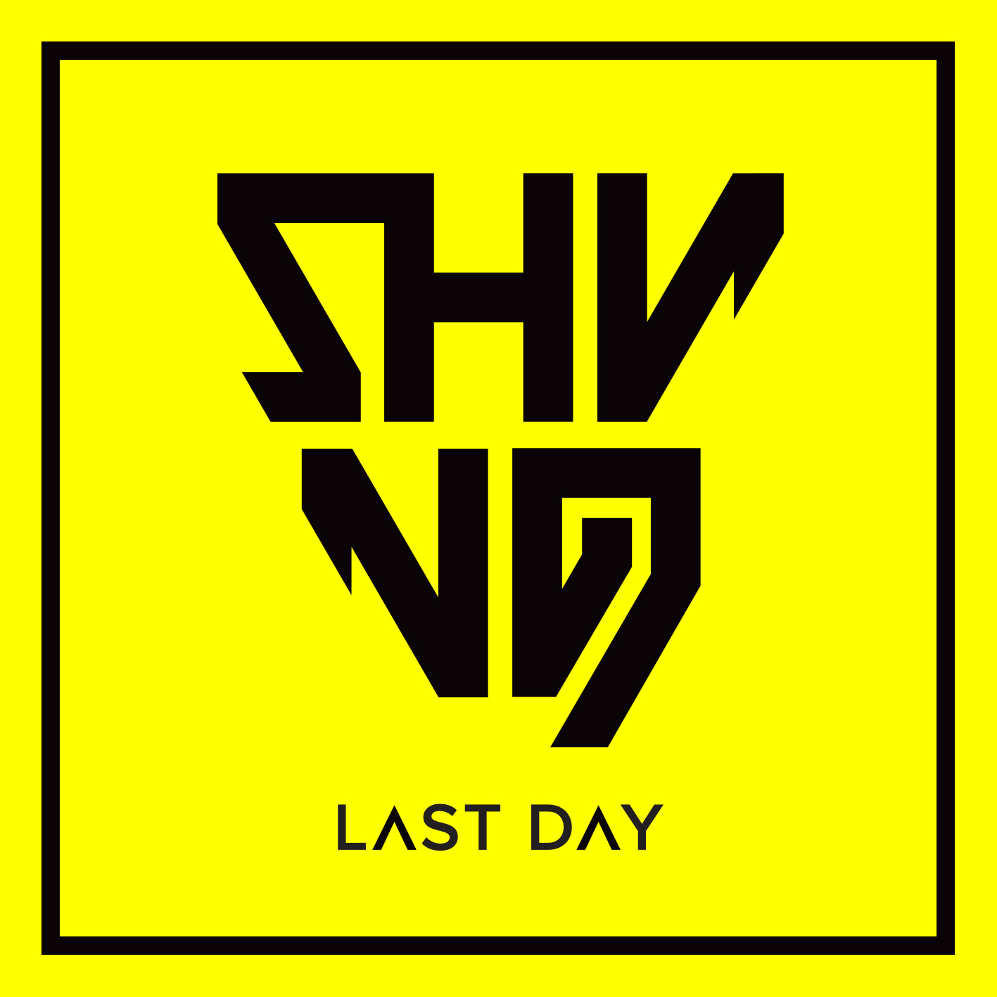 "Shining - ""Last Day"" Cover"