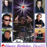 7 ottobre 1953 - nasce Tico Torres