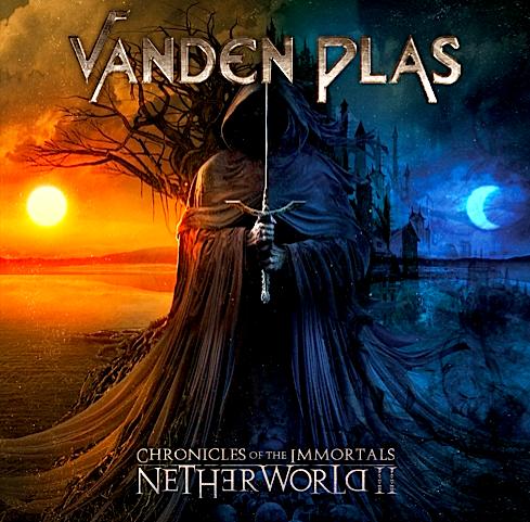 "Vanden Plas - "" Chronicles Of The Immortals Netherworld II"" Cover"