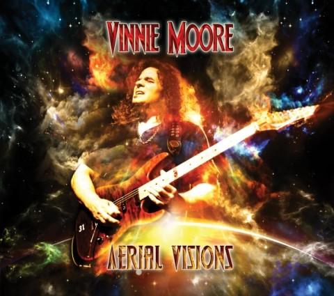 "Vinnie Moore - ""Aerial Visions"" Cover"