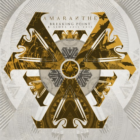 """Amaranthe - """"Breaking Point"""" Cover"""