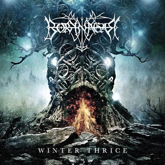 "Borknagar - ""Winter Thrice"" Cover"