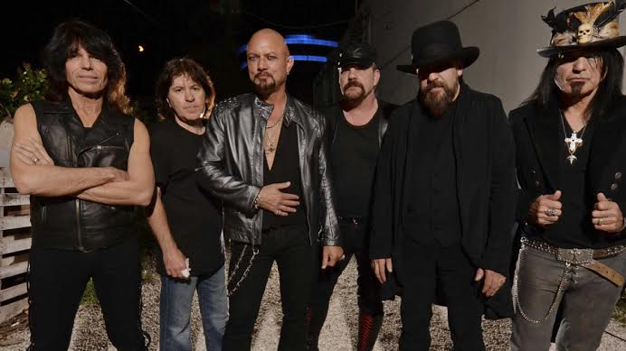 Geoff Tate's Operation: Mindcrime in Italia