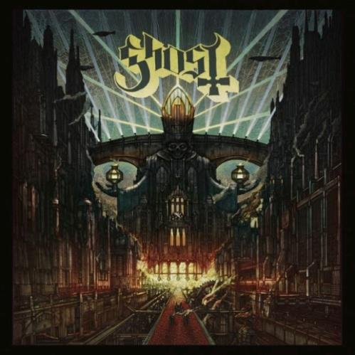 Ghost copertina album Meliora