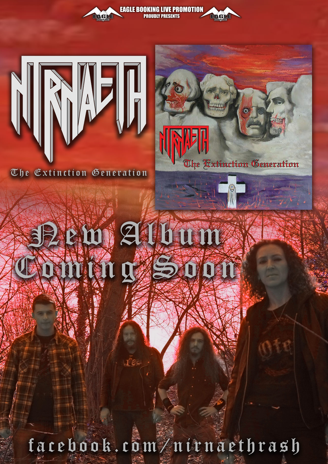 "Nirnaeth - ""The Extinction Generation"" Promo"