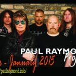 16 novembre 1945 - nasce Paul Martin Raymond