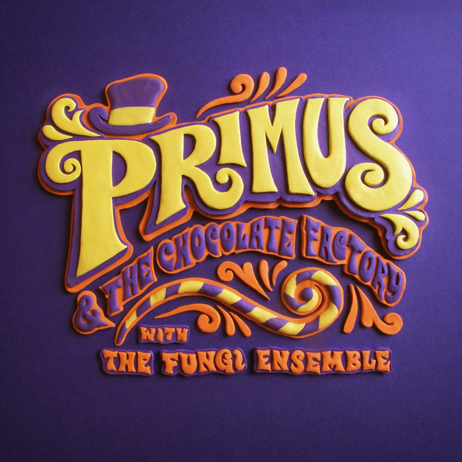 "Primus - ""Primus & The Chocolate Factory With The Fungi Ensemble"" Cover"