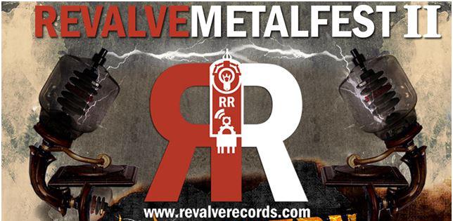 Revalve Metal II - copertina logo