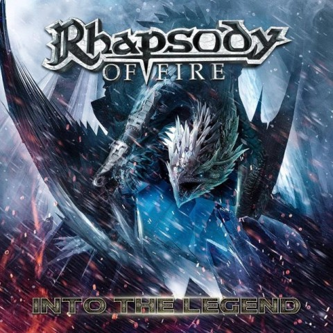 Rhapsody Of Fire - Into The Legend - Album Cover