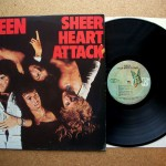 "8 novembre 1974 - esce ""Sheer Heart Attack"" dei Queen"