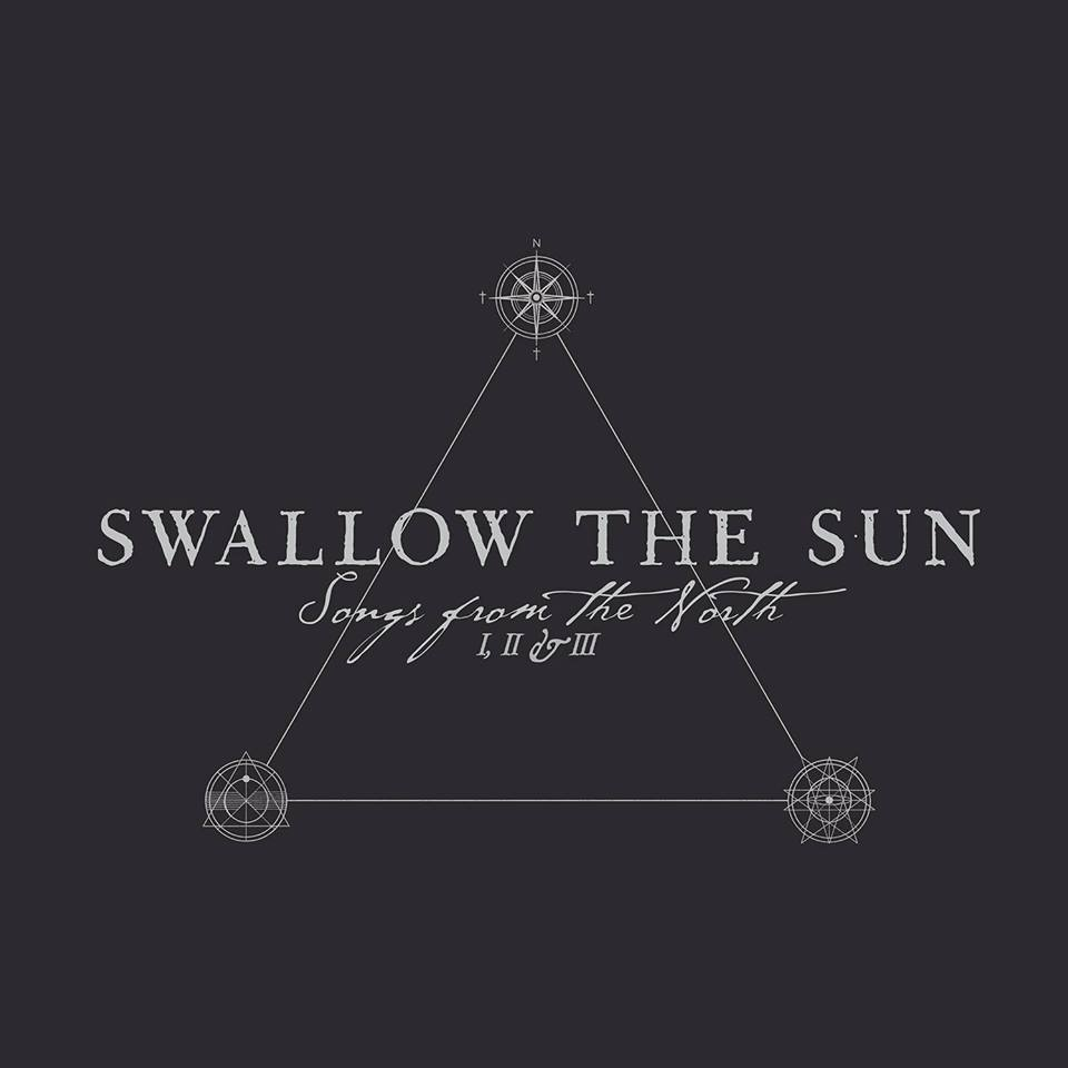 "Swallow The Sun - ""Songs From Nort I II & III"" Cover"