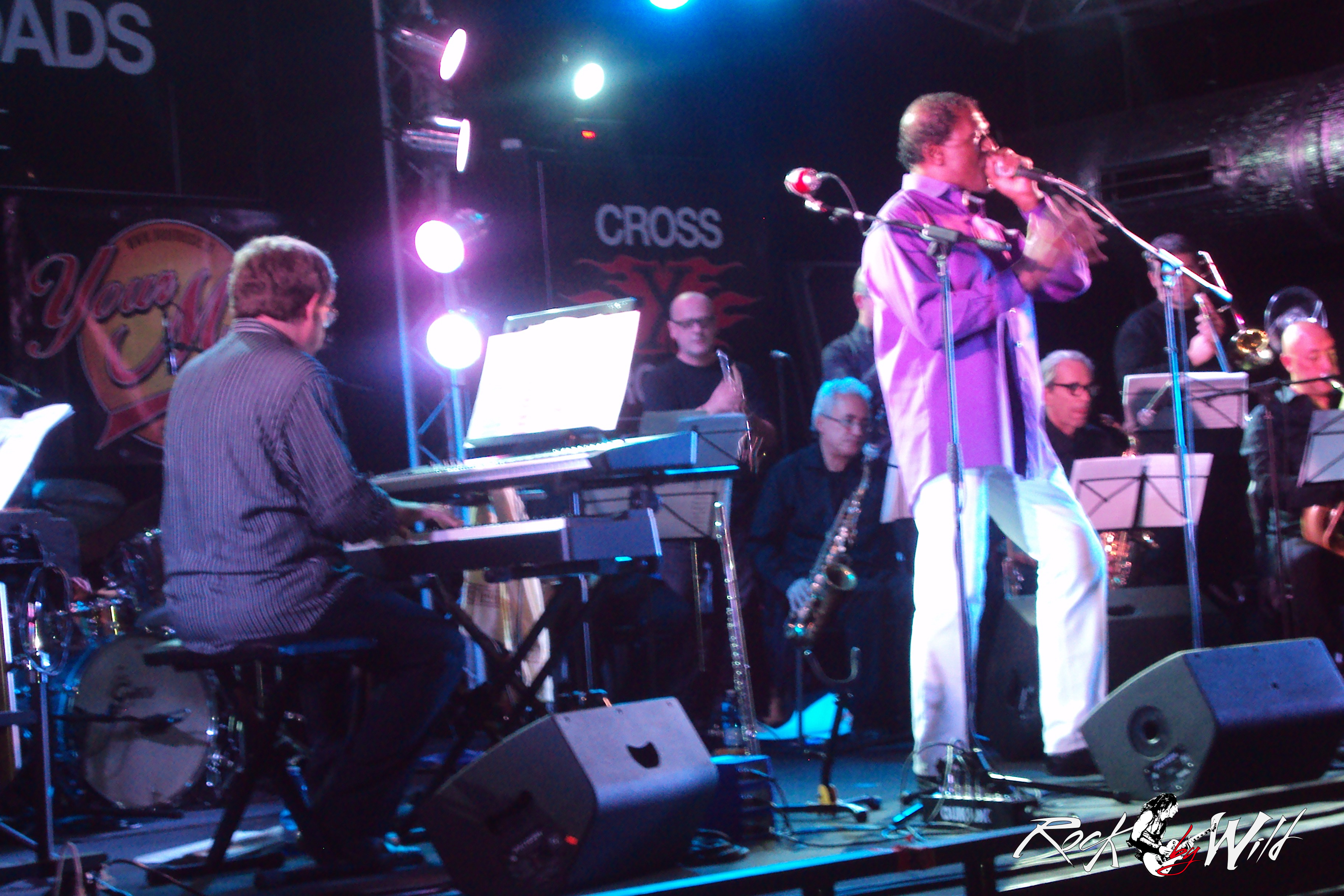 RICCARDO FASSI - TANKIO BAND plays the music of FRANK ZAPPA special guest NAPOLEON MURPHY BROCK @ CROSSroads - 06 11 2015