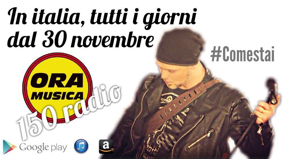 "Umberto Longi - ""Tu Come Stai"" Promo"