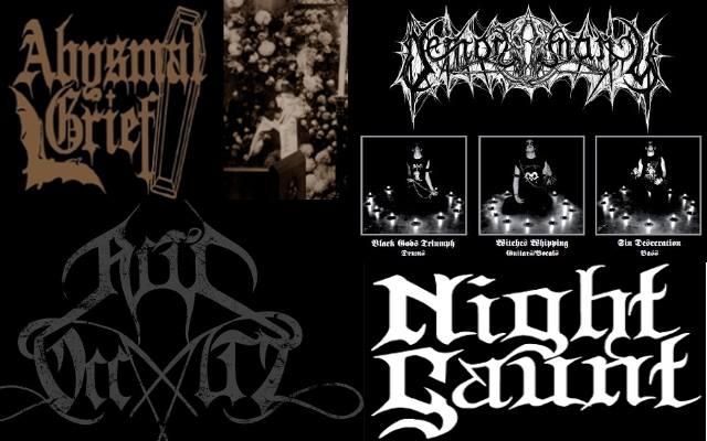 Abysmal Grief + Demonomancy + Night Gaunt + Riti Occulti @ Traffic - Live Report