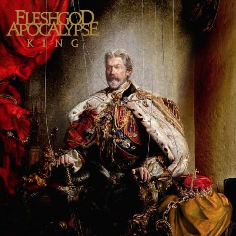 Fleshgod Apocalypse - King - Album Cover