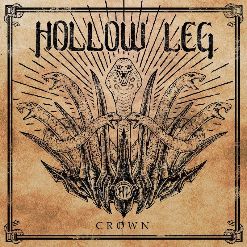 Hollow Leg - Crown - Album Cover