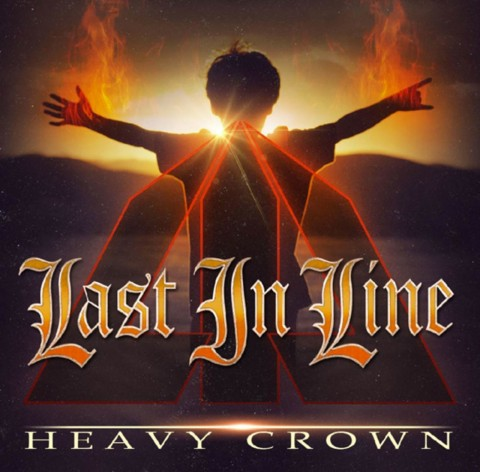 "Last In Line - ""Heavy Crown"" Cover"
