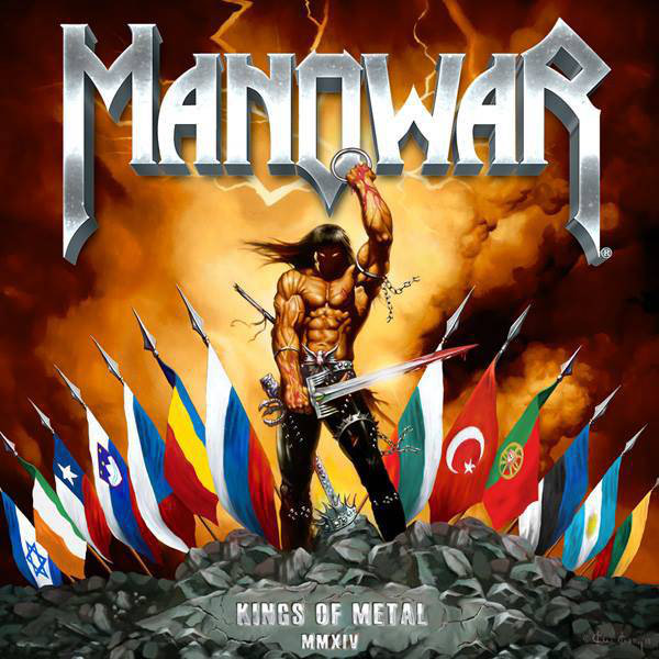 "Manowar - ""Kings Of Metal MMXIV"" Cover"