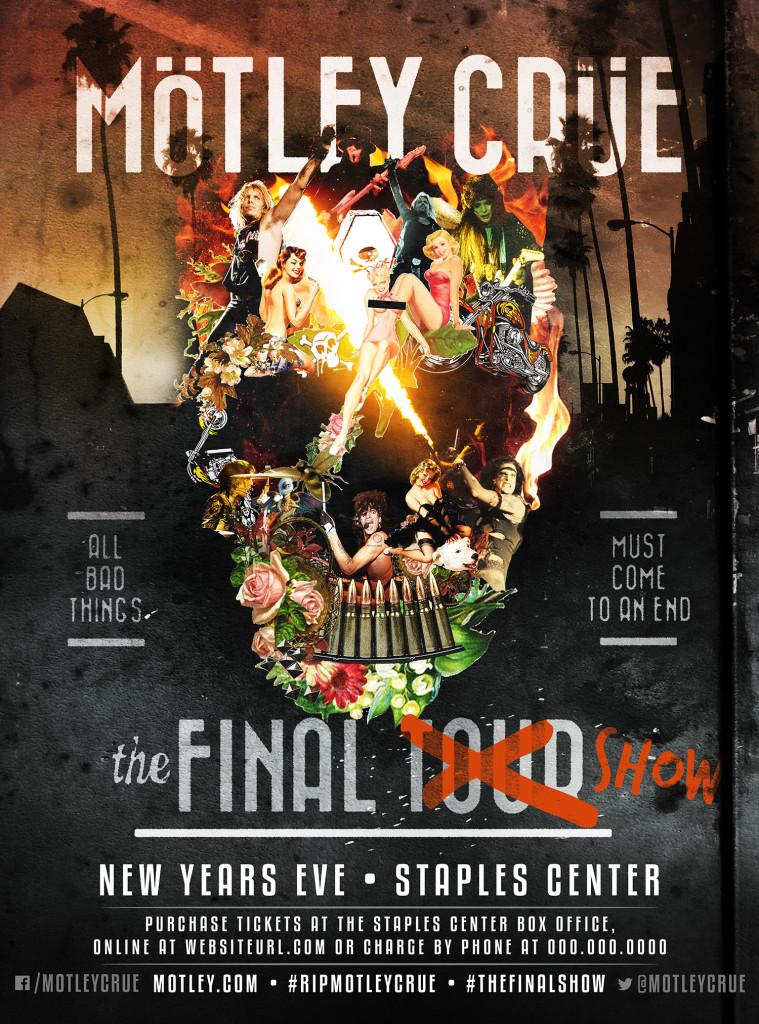 Motley Crue - Final Show 2015 Promo