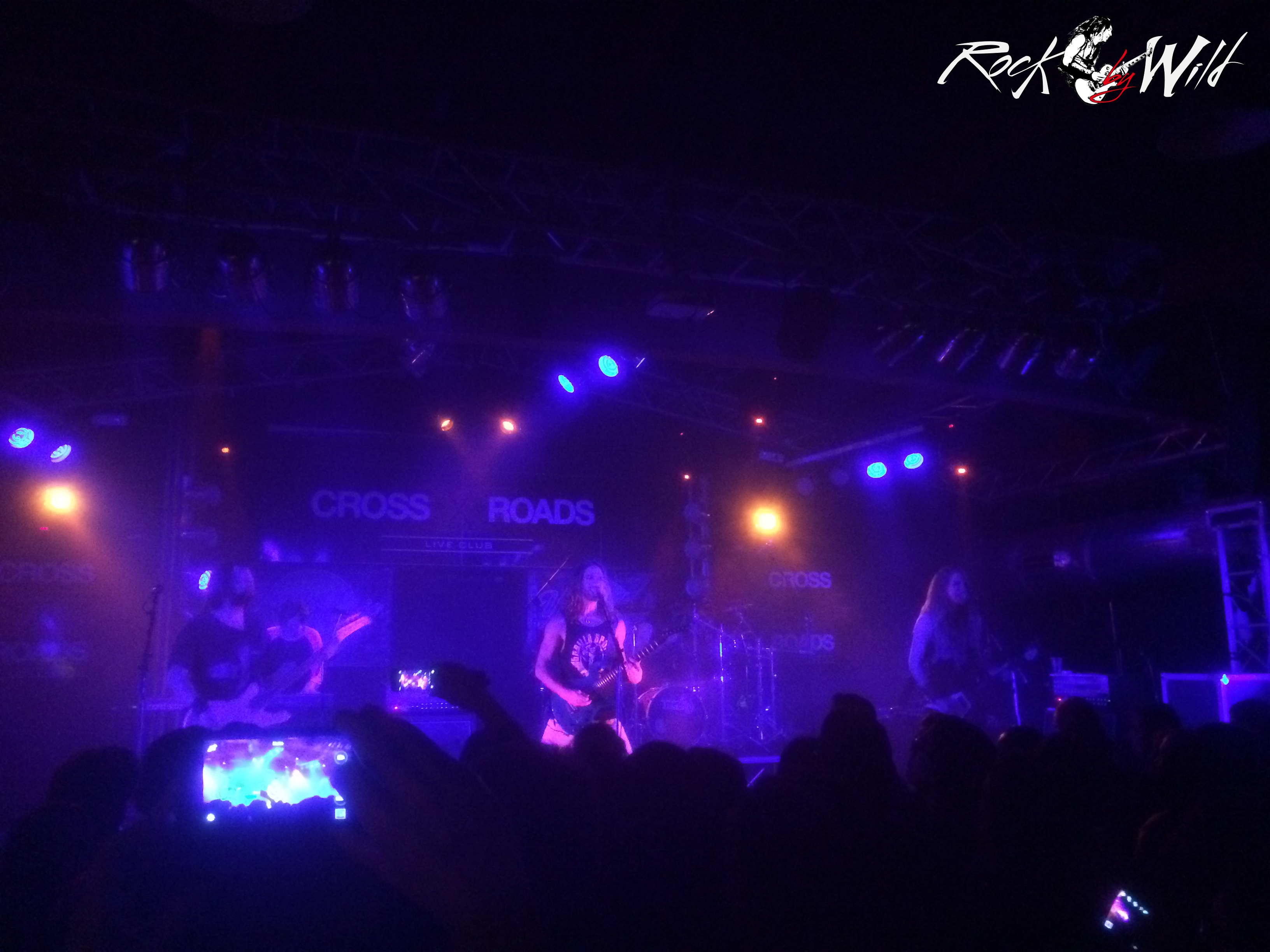 Pain Of Salvation + Echotime + Avenue Lie @ Crossroads - 12 12 2015