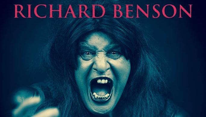 Richard Benson - Tarffic - 2015