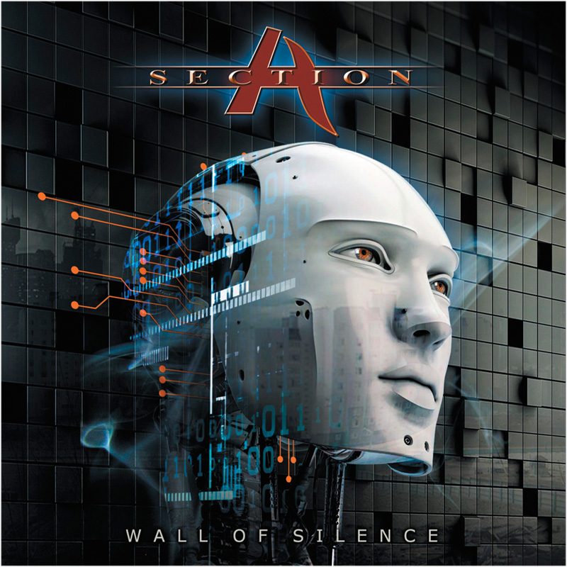Section A - Wall Of Silence Cover