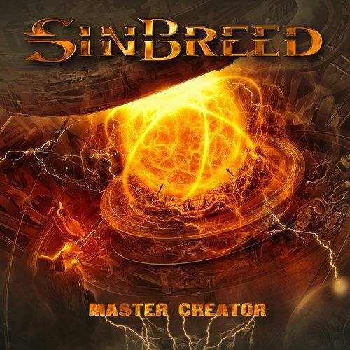 "Sinbreed - ""Master Creator"" Cover"