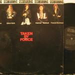 """4 dicembre 1977 - esce """"Taken By Force"""" degli Scorpions"""