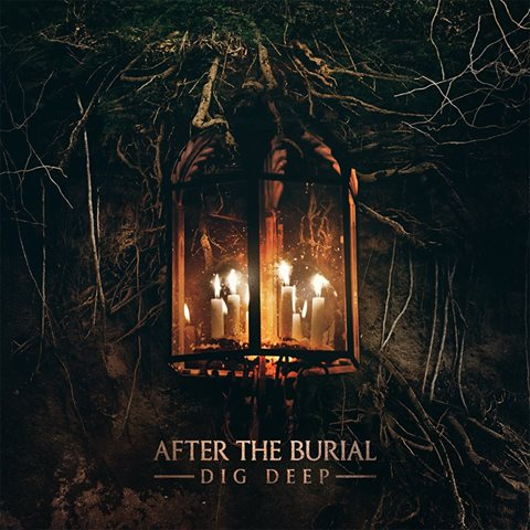After The Burial - Dig Deep - Album Cover