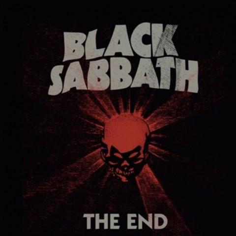 Black Sabbath - The End - Album Cover