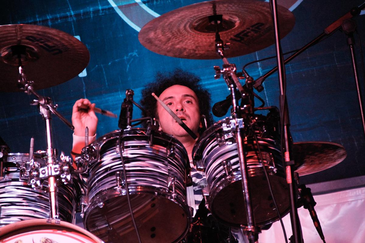Diego Chiacchierini dei Regina - Tribute Queen